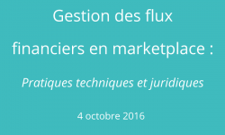 Gestion des flux financiers en marketplace