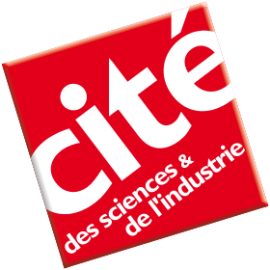 cite des sciences et de linsdustrie logo