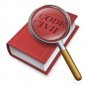 Code civil  la loupe