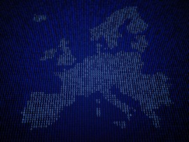 European Union binary code