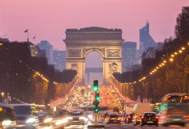 Paris Arc of Triomphe