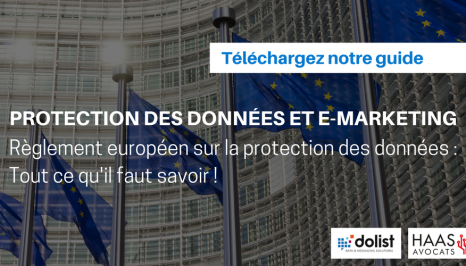 Protection des données et E-Marketing