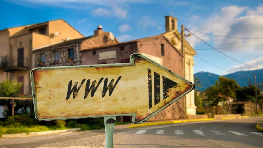 Schild 198 – WWW