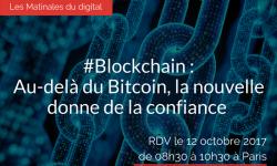 La Blockchain : au-delà du Bitcoin, la nouvelle donne de la confiance – 12 octobre 2017 propriété intellectuelle et nouvelles technologies home Avocat BlockChain et confiance 250x150