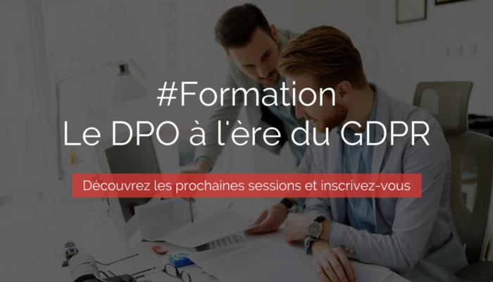 Formation GDPR et DPO HAAS Avocats