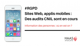 #RGPD _ Sites Web, appli mobiles