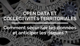 Open data et collectivites territoriales anticiper les risques