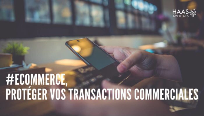 ecommerce - relations commerciales