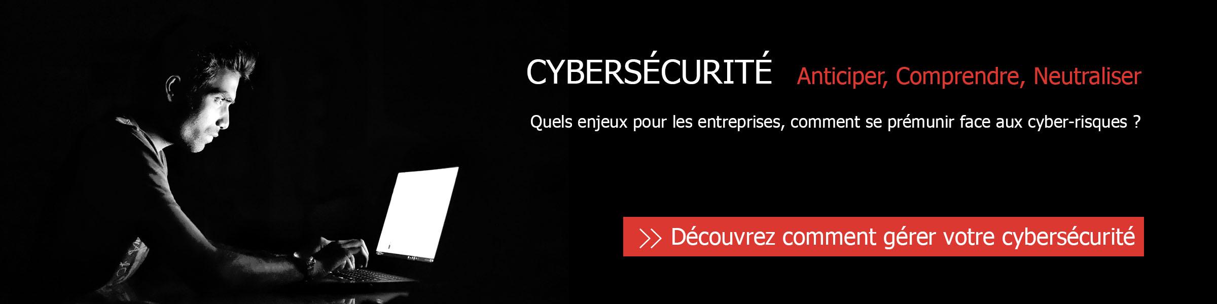 Bandeau cybersécurité