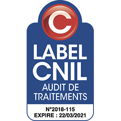 Label CNIL Audit-bleu 2021