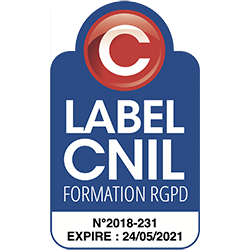 Label formation rgpd 2021